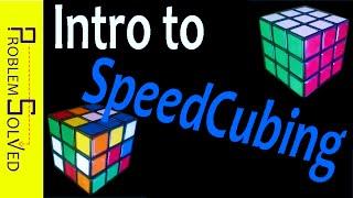 Intro to Speedcubing (CFOP, ZZ, Roux Methods)