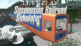 Suspension Railroad Simulator  | I DON'T KNOW WHAT I'M DOING