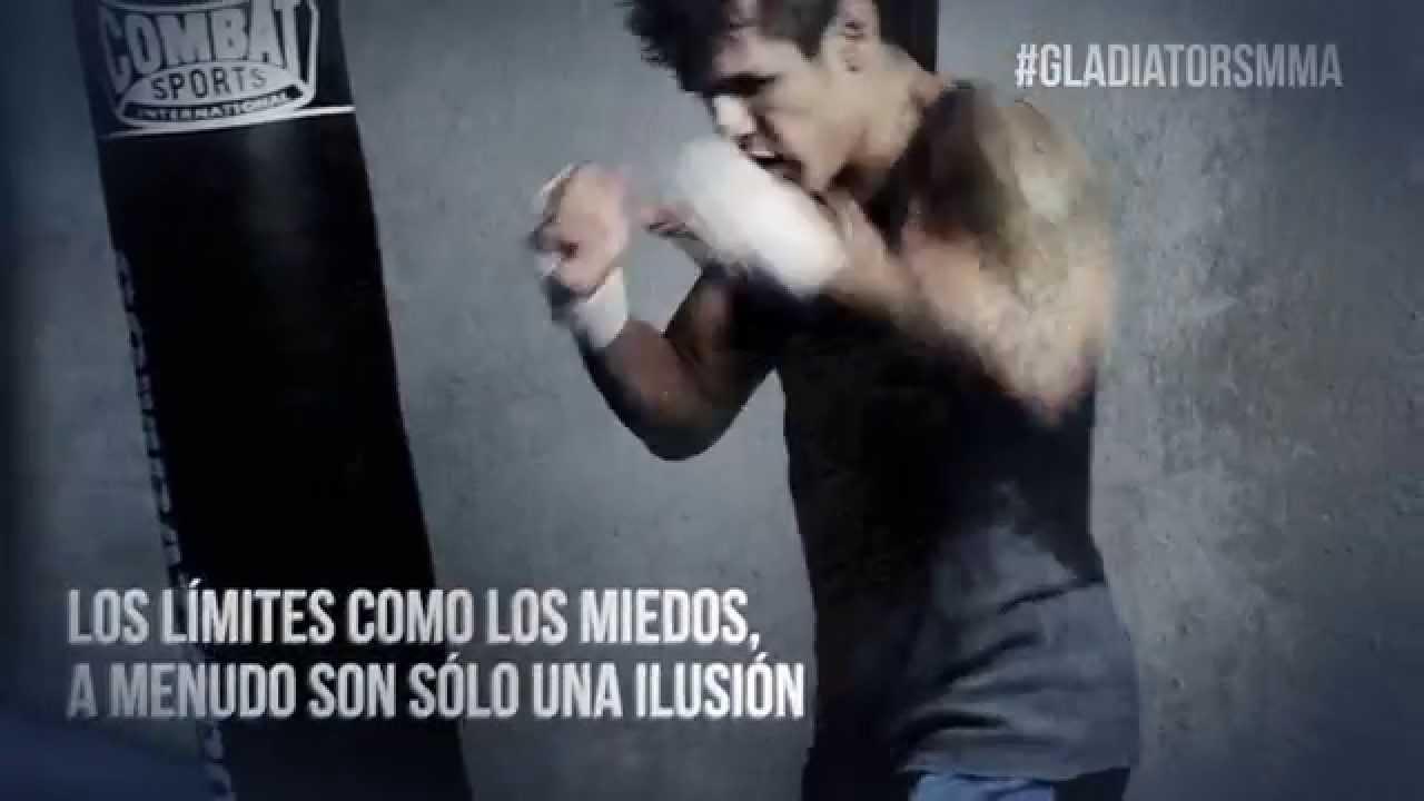 Los Límites Como Los Miedos Frases Gladiators Mma Youtube
