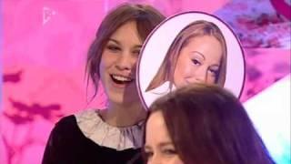 Alexa Chung Interviews Emily Blunt Pt 2
