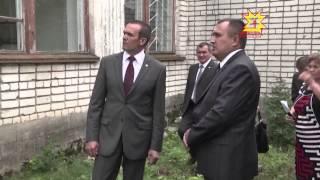 Глава Чувашии Михаил Игнатьев посетил Красноармейский район
