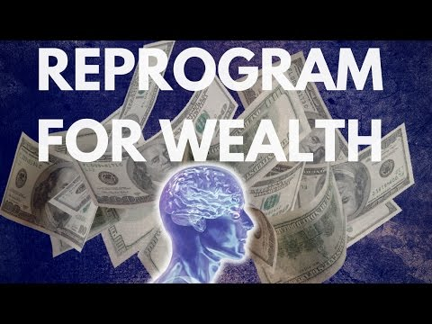 Reprogram Your Mind For Wealth! 200+ Prosperity Affirmations