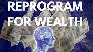 Reprogram Your Mind For Wealth! 200+ Prosperity Affirmations (*Play While Sleeping) thumbnail