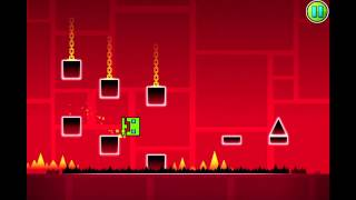 Geometry Dash - Level 1 Complete