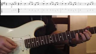Blues Lesson E-Gitarre mit Blue Note