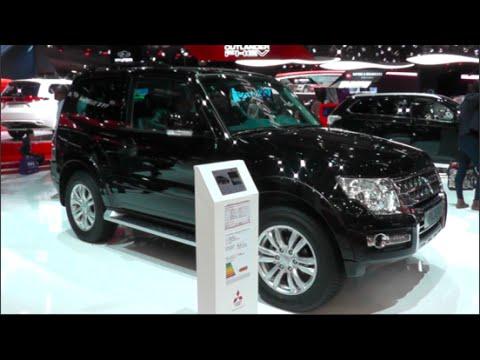 mitsubishi pajero 2015 in detail review walkaround interior exterior - Mitsubishi Montero 2015 Interior
