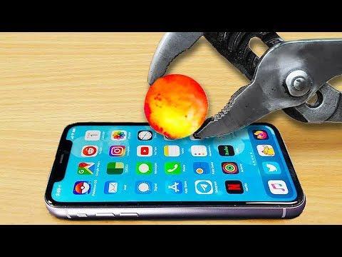 1,000 Degree Ball VS iPhone 11