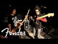 Capture de la vidéo Motion City Soundtrack Talk Guitars | Fender