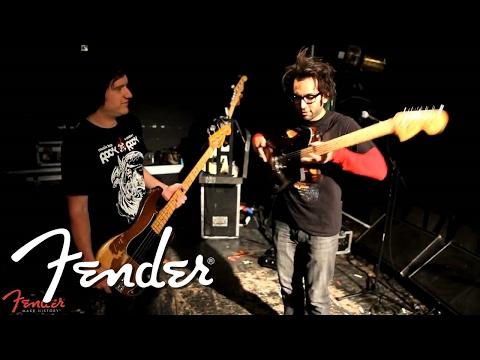 Motion City Soundtrack Talk Guitars | Fender