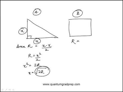 Question 09 Practice Set 3 Official GRE Quantitative