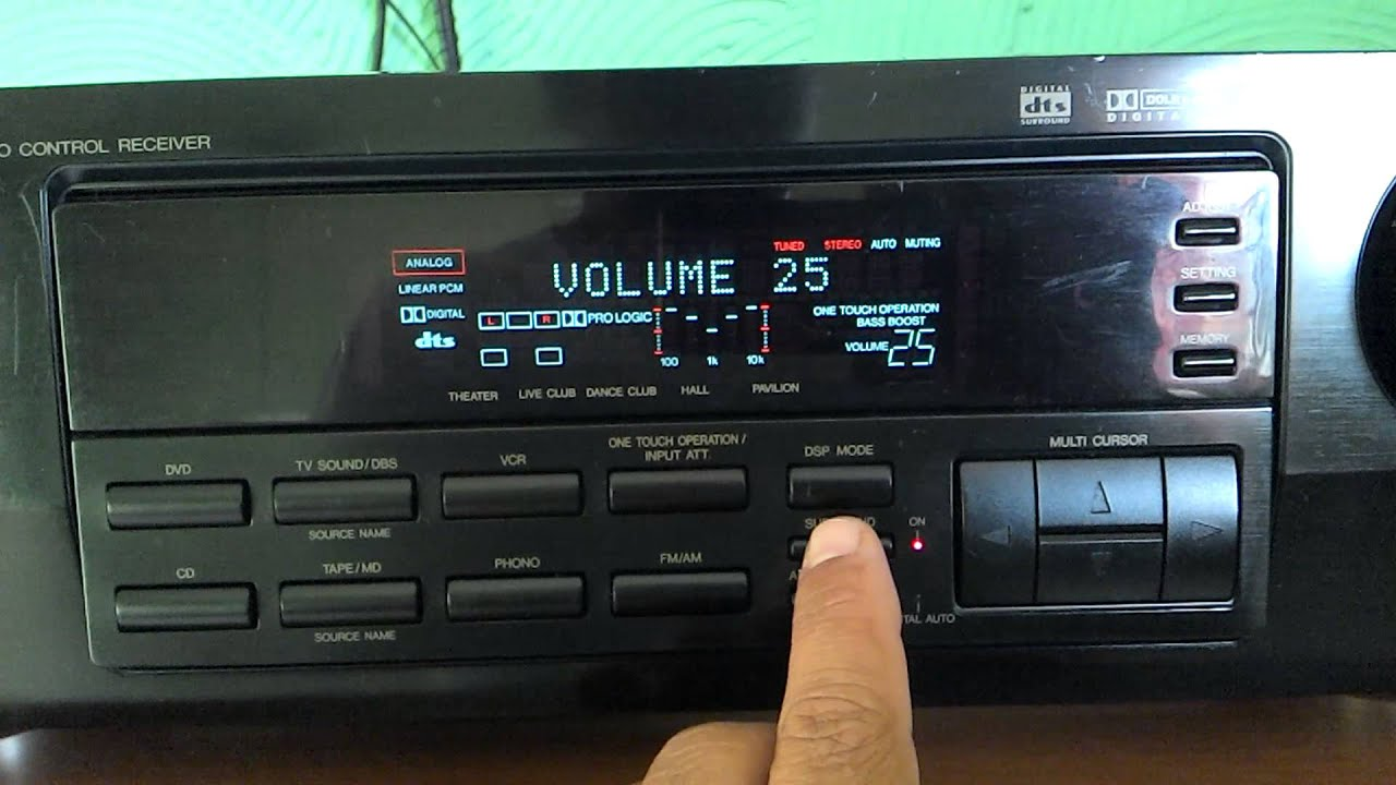 jvc rx 6500 vbk youtube rh youtube com JVC Home Receivers jvc rx 7000v manual