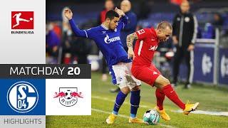FC Schalke 04 - RB Leipzig | 0-3 | Highlights | Matchday 20 – Bundesliga 2020/21