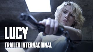 Lucy - Trailer Internacional - Legendado