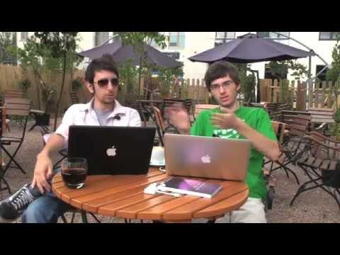 """Apple Blog TV #28 """"w ogródku"""""""