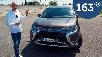 2019 Mitsubishi Outlander PHEV im Test - 57 km elektrisch im PlugIn Hybrid SUV