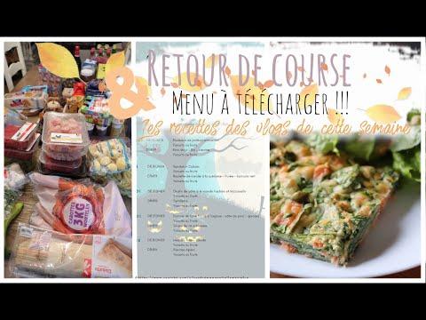 vlog-du-26-octobre-:-course-lidl-belgique,-menu-à-télécharger