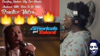 "Courtney Hadwin sings ""Born To Be Wild"" SIMON LOVES IT Semi-Finals 2 AGT 2018 AGT"