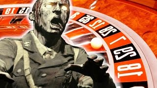 ZOMBIES ROULETTE! (Casino Map) Call of Duty Zombies Custom Gameplay
