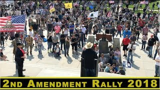 2nd Amendment Rally 2018 - BOISE IDAHO