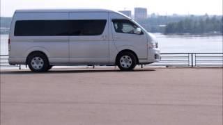 ТОЙОТА ХАЙС S(Заказ микроавтобуса на Свадьбу в Иркутске. Микроавтобус с водителем в аренду в Иркутске., 2014-07-02T05:42:34.000Z)