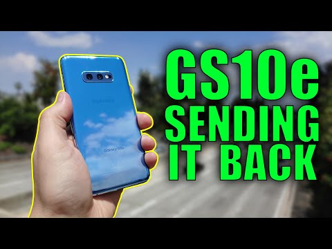 Galaxy S10e Review: Why I'm sending it back...