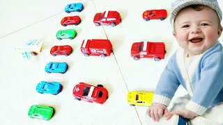 learns with car l baby toys videol MCQueen baby toys