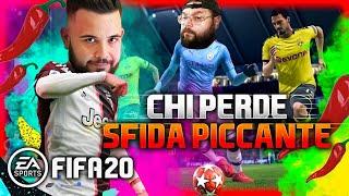 FIFA 20: CiccioGamer Vs Mochohf, chi prende Goal Shottino Piccante