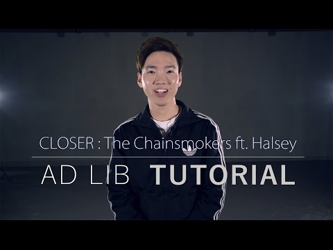 DANCE TUTORIAL : CLOSER - The Chainsmokers ft. Halsey[ Mirrored ]