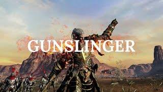 Kingdom Under Fire II - Gunslinger Character Spotlight