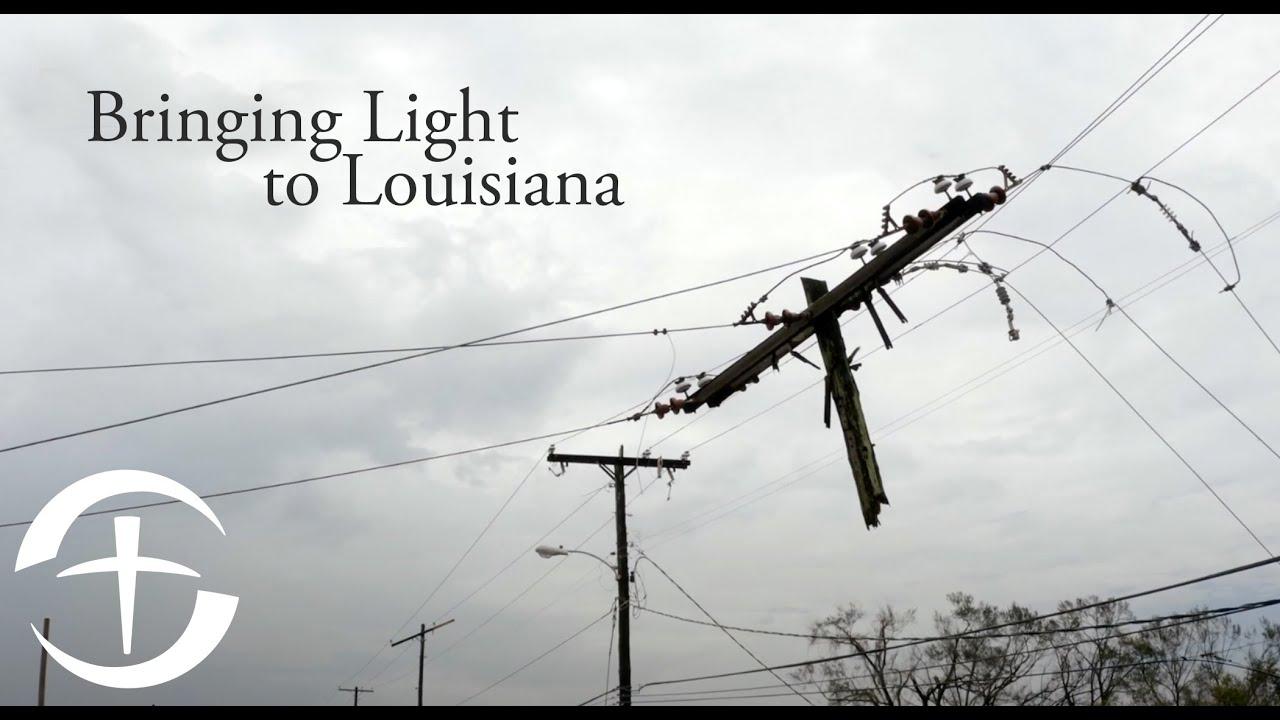 Bringing Light to Louisiana
