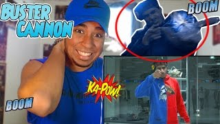 AJ Tracey Buster Cannon Reaction Snubbed MOBO AWARD!? (UK Rap Grime REACTION) @ChriisSky