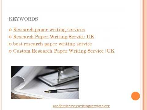 Custom research papers org