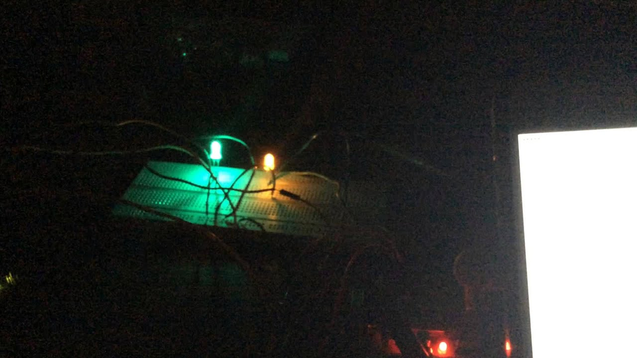 Night light using arduino - Control Ac Light And Fan Through Sms Using Arduino Remotely Control Fan And Light