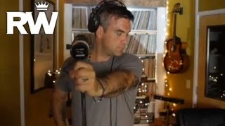 Robbie Williams | Composing The Album | Take The Crown