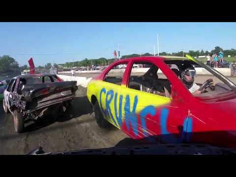 OCFS 2017 Demo Derby Ride Along with Jack Shaft