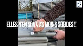 Vidéo: Selle de Branchement 40x40 à 90° PVC à coller