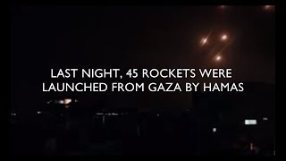 Video Hamas Fires 45 Rockets From Gaza at Israeli Civilians download MP3, 3GP, MP4, WEBM, AVI, FLV Juni 2018