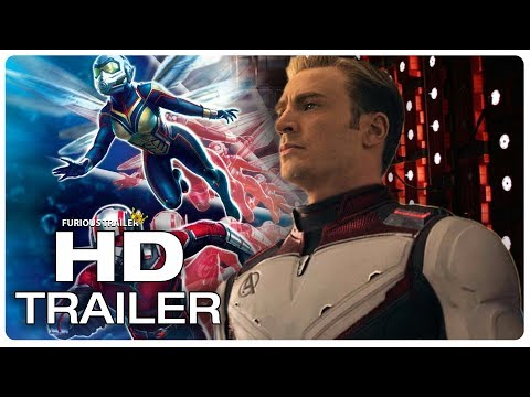 "AVENGERS 4 ENDGAME ""Thanos, Today we take it all back"" Trailer (NEW 2019) Marvel Superhero Movie HD"