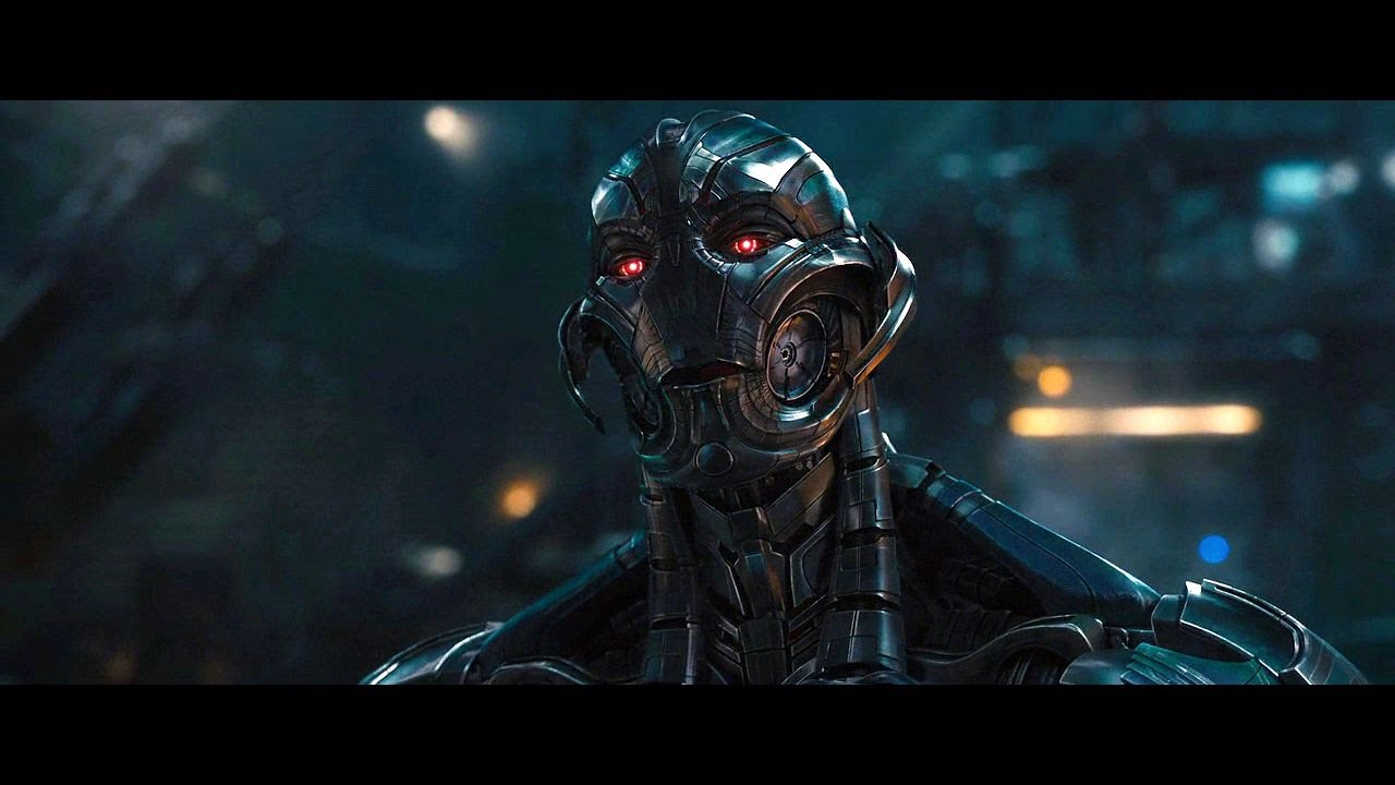Final Ultron Concept in the movie