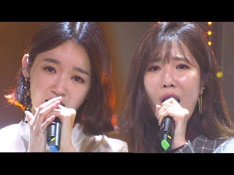 《Comeback Special》 DAVICHI(다비치) - Days without you(너 없는 시간들) @인기가요 Inkigayo 20180128