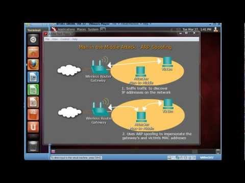 Using NMAP - Part 1 of 2 - Ping Sweeps, Port Scans, IP ...