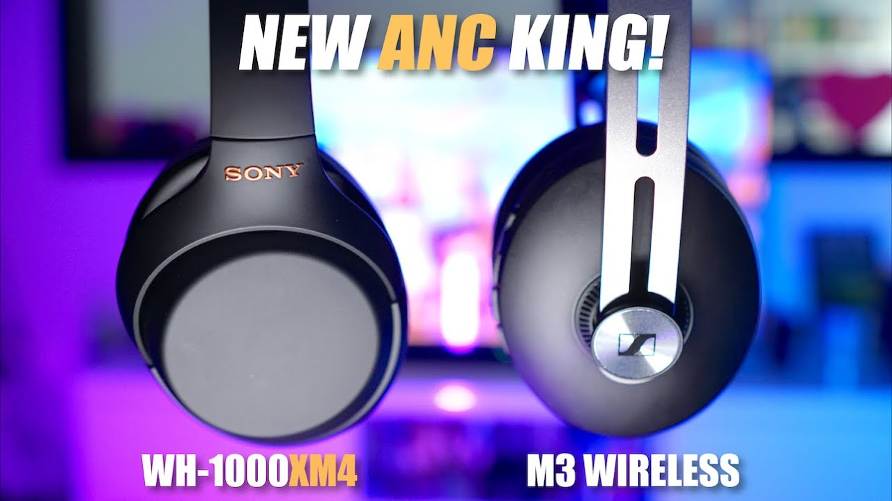 Sony WH-1000XM4 vs Sennheiser Momentum 3 Wireless   Hear The Difference!