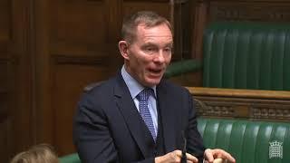 Justin Tomlinson MP Responsing As Minister During Estimates Day Debate