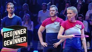Finale: Wer gewinnt die 41.000€ beim Frisbee spielen? | Beginner gegen Gewinner | ProSieben
