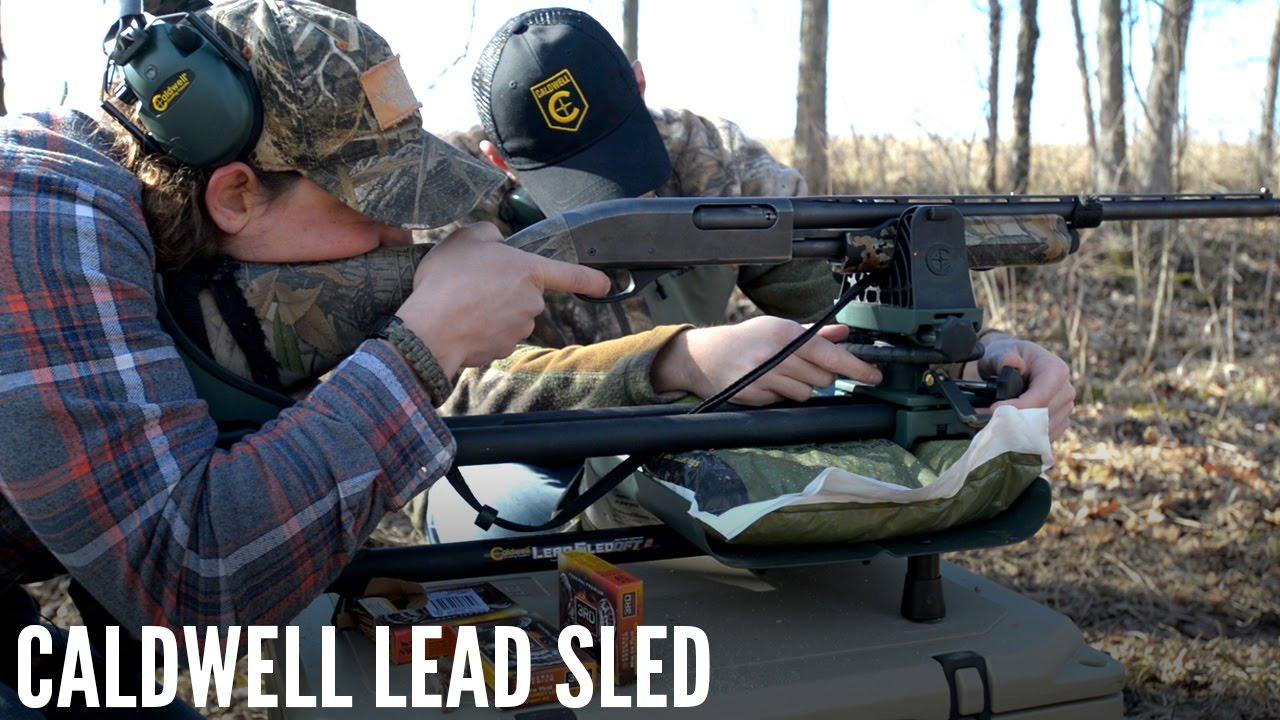 Shotgun Patterning | Caldwell Lead Sled | Spring Thunder