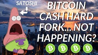 Roger Ver vs Fake Satoshi - Is the Bitcoin Cash Fork Off?