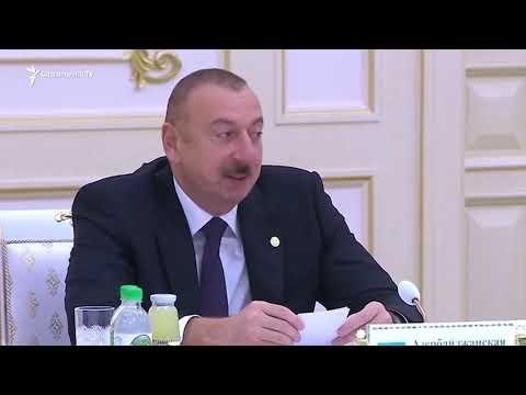 Президент Азербайджана выступил против памятника Гарегину Нжде в Ереване