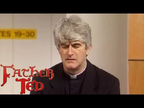 Father Ted's Final Scene - Father Ted