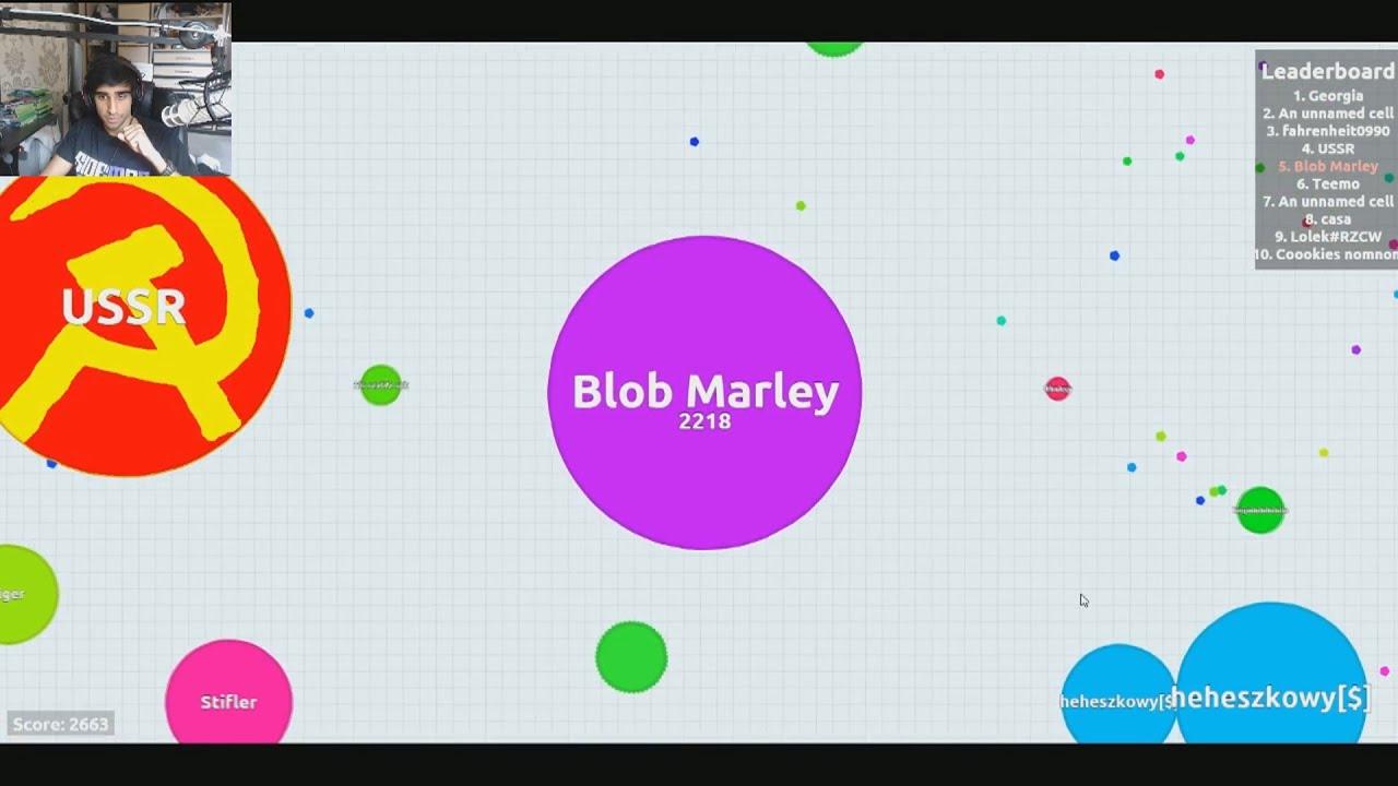Blob.io - Best IO Games 2020 - IOGames.Best