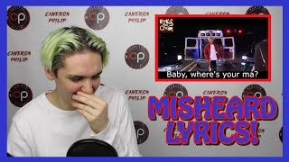BTS Mic Drop Remix Misheard Lyrics - Try Not To Laugh Challenge [IMPOSSIBLE]